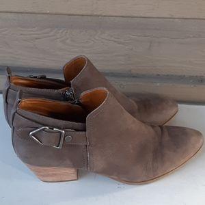 Women Franco sarto booties